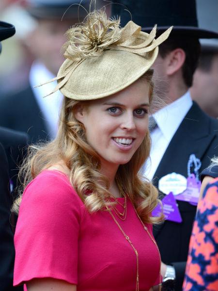 Беатрис принцесса йоркская фото