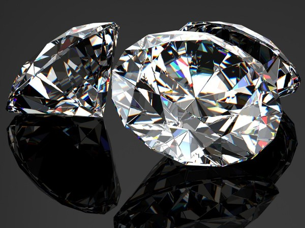 Отличить бриллиант