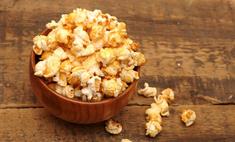 Сладкий воздушный попкорн: секреты домашнего приготовления