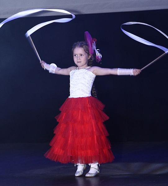 Алена Царенко, участница конкурса «Маленькая мисс Екатеринбург 2017», фото