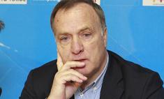 Дик Адвокат официально стал новым тренером сборной России