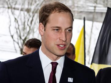 Принц Уильям пропустил репетицию своей свадьбы