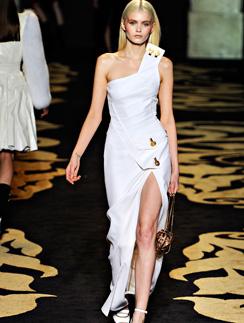Versace, осень-2011