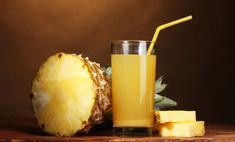 Польза для здоровья ананасового сока