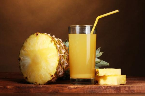 Ананасовый сок: полезные свойства. Видео