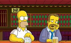 Гомер Симпсон признан величайшим персонажем в кино