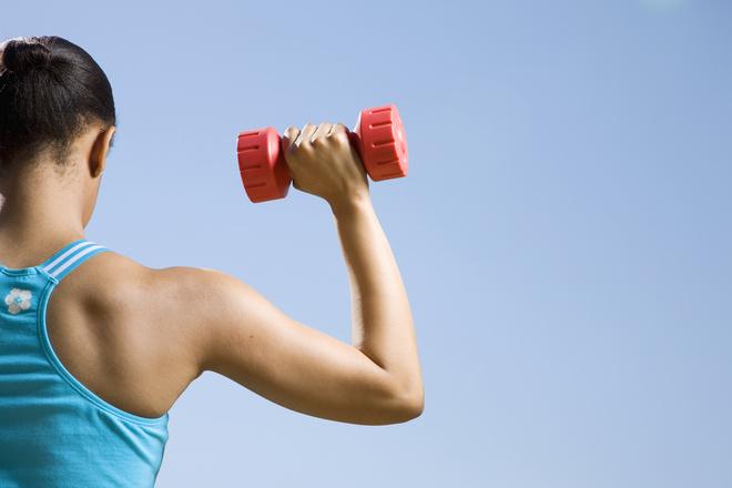 упражнения для похудения рук: с чего начать?