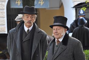 Михаил Боряский в сериале «Шерлок Холмс»