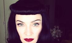 Мадонне запретят пользоваться Instagram