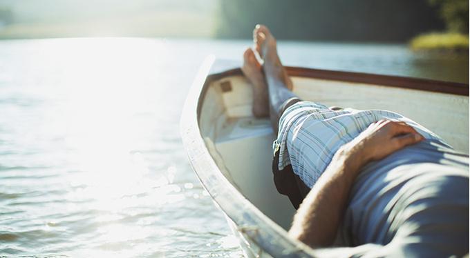 Как разгрузить голову во время отпуска?