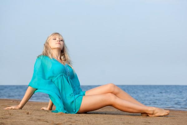 Туника - одежда для пляжа