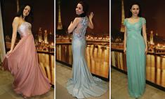 10 эффектных вечерних платьев. Выбирай свое!