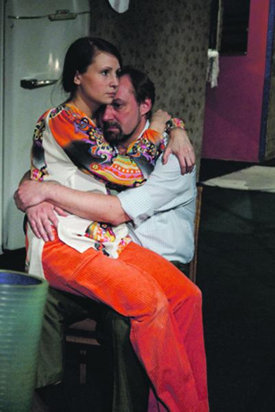 Сцена из спектакля «Взрослая дочь молодого человека»