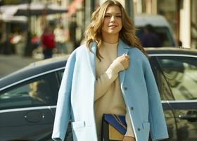 marieclaireI Am Studio: как носить пальто этой осенью