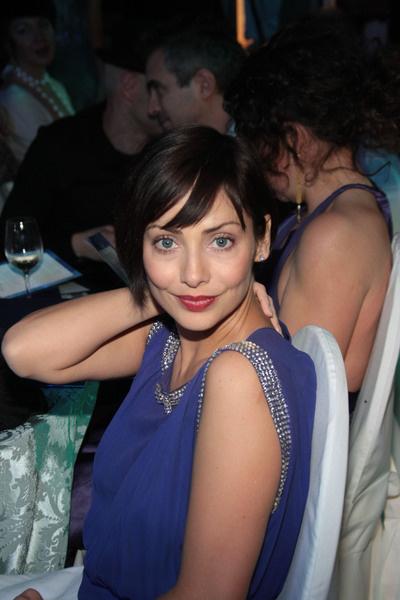 Певица Натали Имбруглиа