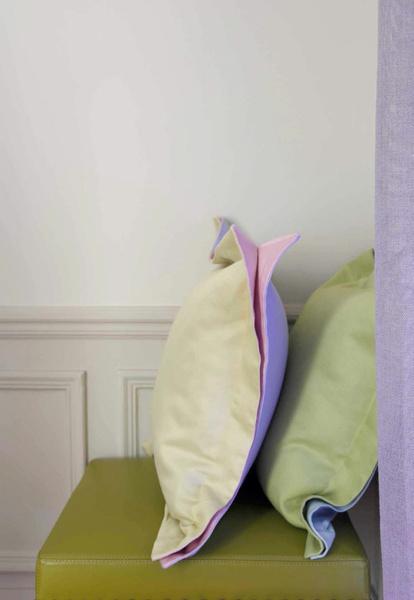 Ткани и аксессуары для дома от Sequana | галерея [1] фото [2]