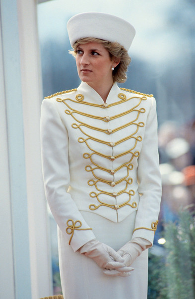 Принцесса Диана, 1987.