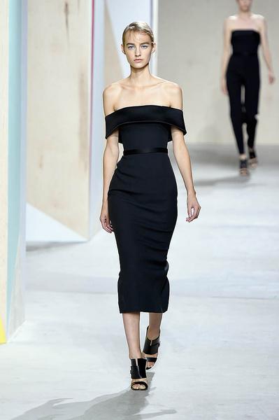 Неделя моды в Нью-Йорке: день девятый | галерея [2] фото [9]