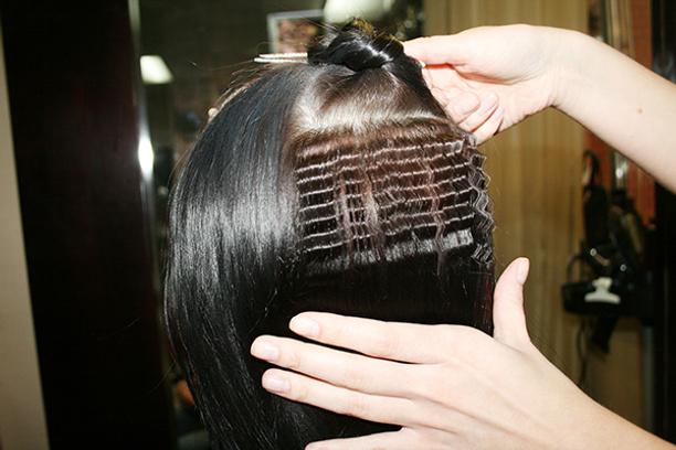 Как сохранить объем волос, гофре