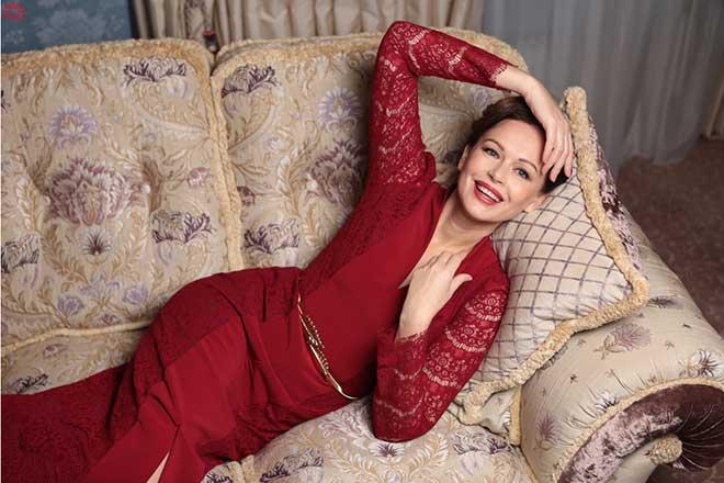 Ирина Безрукова: фото 2016