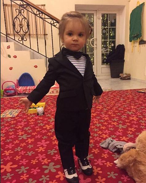 Дочь Алисы Рубан, Петра