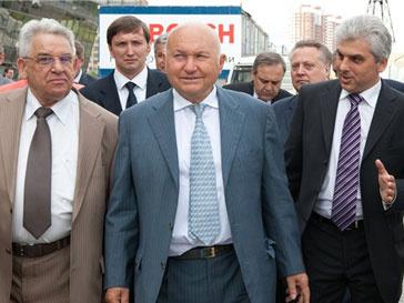Юрий Лужков оказался в списке нежелательных для Латвии лиц