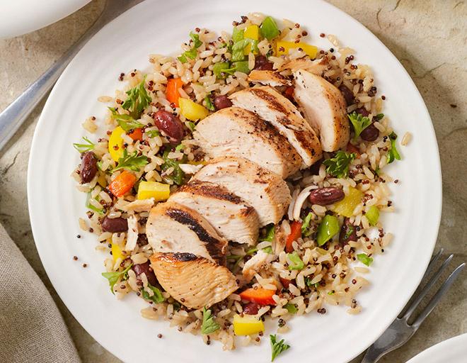курица с бальзамическим уксусом рецепт