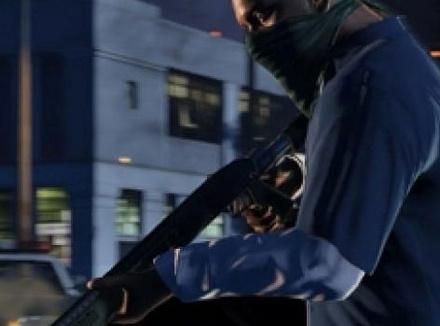 Управляемое безумие Grand Theft Auto V