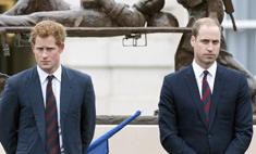Принц Уильям называет Гарри «толстым рыжиком»