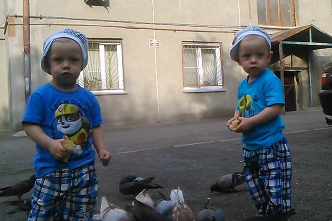 Максим и Михаил Шуркуновы