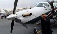 Анжелика Варум мечтает о личном самолете
