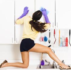 Уборка квартиры как медитация: советы по фэн-шуй