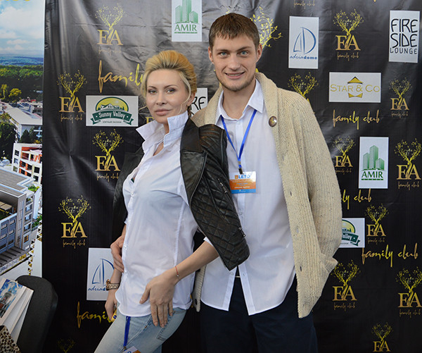 Элина Камирен, Александр Задойнов