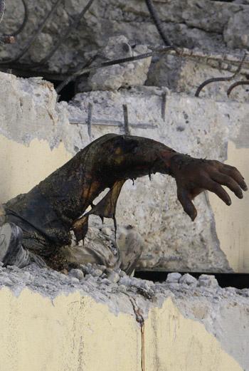 Число жертв разрушительных землетрясений на Гаити на сегодняшний день составило 212 тыс. человек.