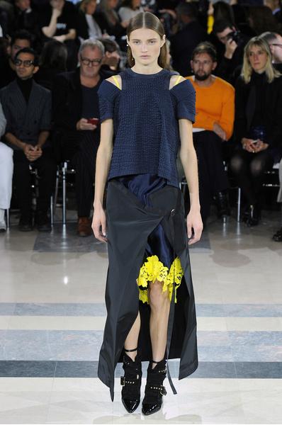 Неделя моды в Париже: день седьмой | галерея [1] фото [6]