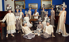Зимние забавы: 10 завораживающих коллекций от детских театров моды России