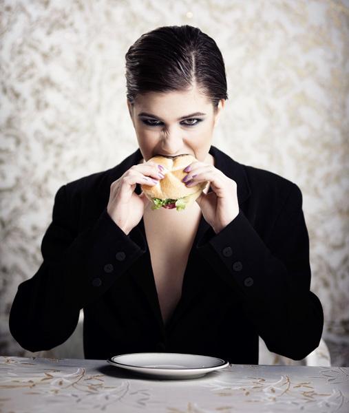 Чем кормят на Неделе моды в Москве