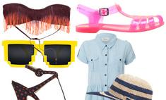 Что модно летом: 100 вещей, без которых не обойтись