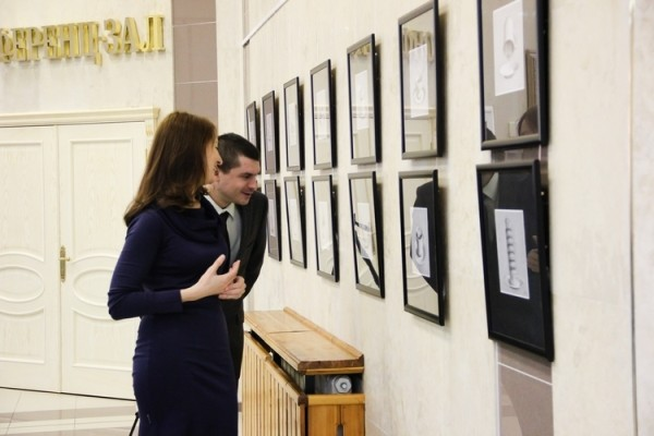 Выставка Паоло Дальпонте в Сургуте