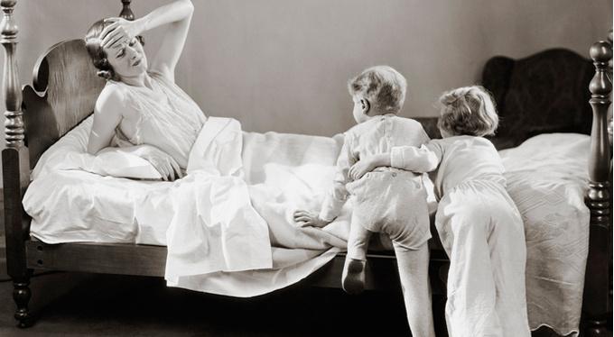 Письмо уставшей молодой матери