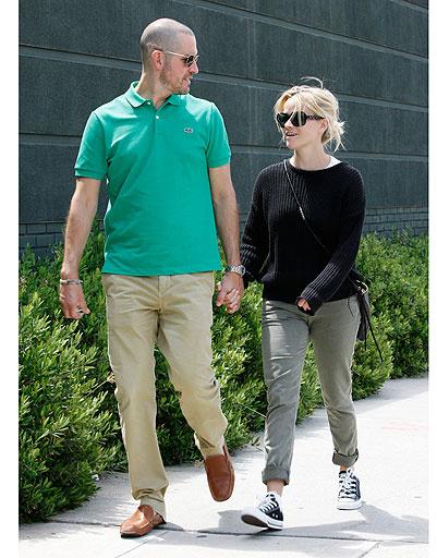 Риз Уизерспун (Reese Witherspoon) и ее муж Джим Тот (Jim Toth)
