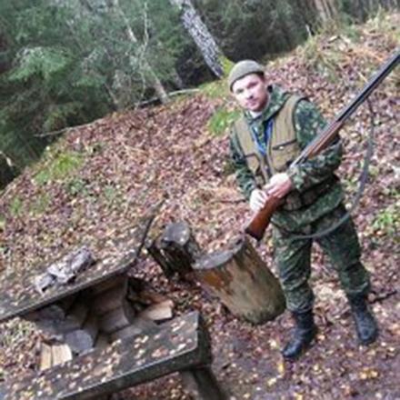Александр Дьяков, полицейский, фото