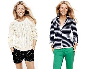 Гвинет Пэлтроу (Gwyneth Paltrow) в рекламной кампании Lindex сезона весна-лето 2012