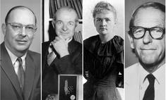 Четыре человека, которые дважды получили Нобелевскую премию