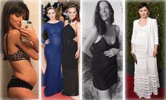 Западный беби-бум 2016: кто скоро станет мамой