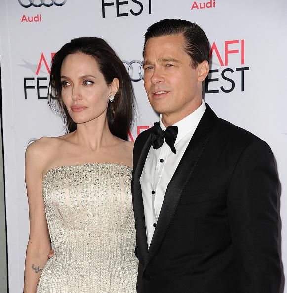 Брэд Питт прокомментировал развод с Анджелиной Джоли