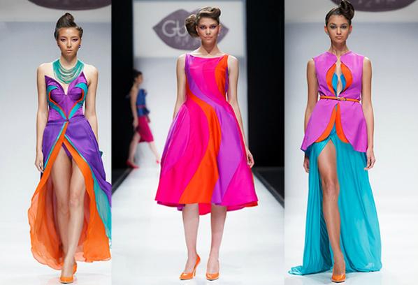 St. Petersburg Fashion Week SS 2015, Gutka