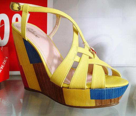 Обувь со скидкой