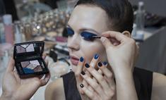 Мастер-класс: макияж с показа Christian Dior осень-зима 2015