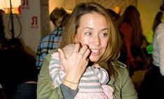 Беременная Жанна Фриске купила одежду для будущих мам